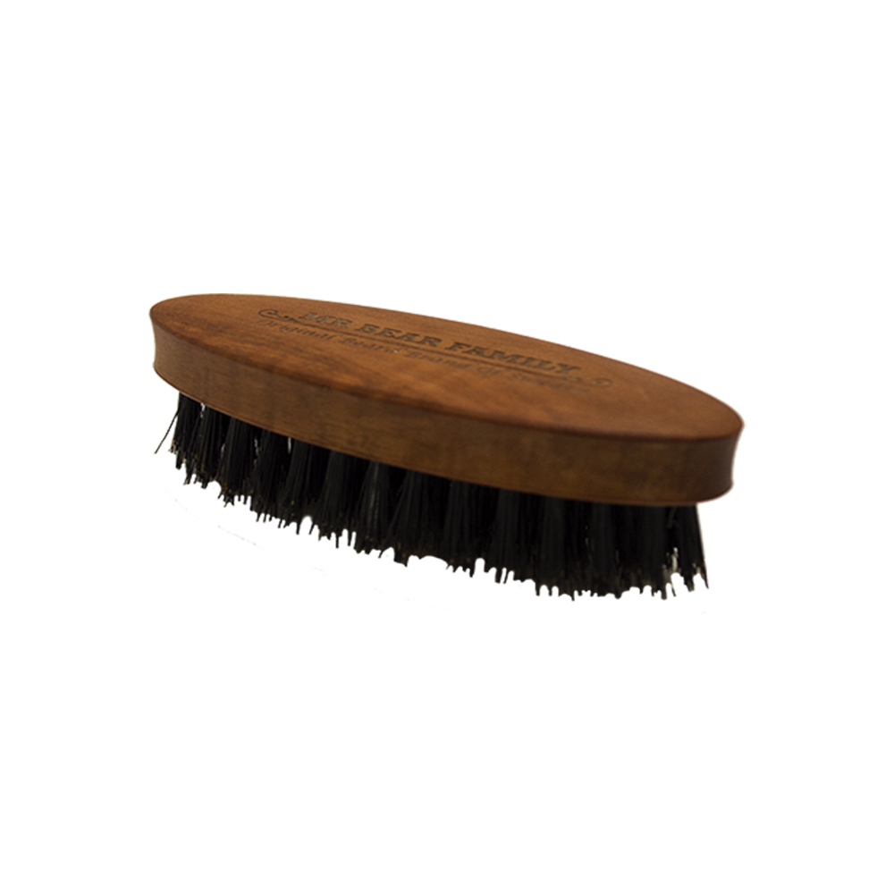 brosse barbe petite taille mr bear family. Black Bedroom Furniture Sets. Home Design Ideas