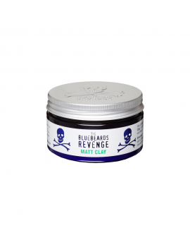 Argile Coiffante Effet Mat (100ml) The BlueBeards Revenge