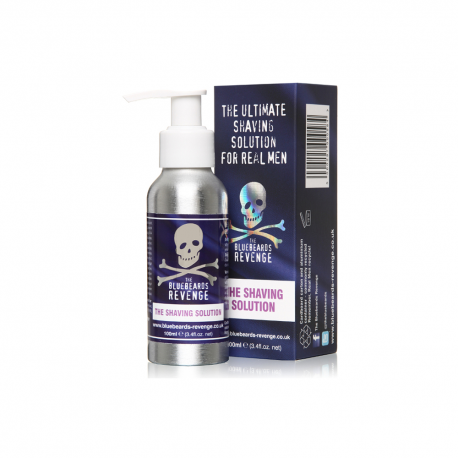 Solution de Rasage The Bluebeards Revenge 100 ml