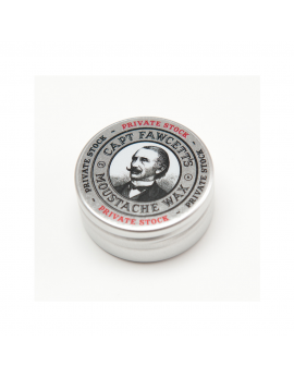 "Cire Moustache ""Private Stock"" (15ml) Captain Fawcett"