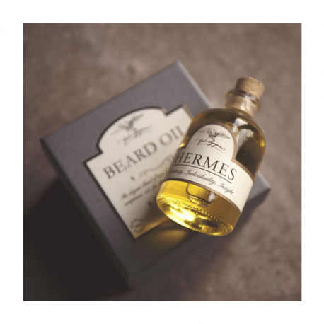 First Olympian Huile à Barbe Hermes (50ml)