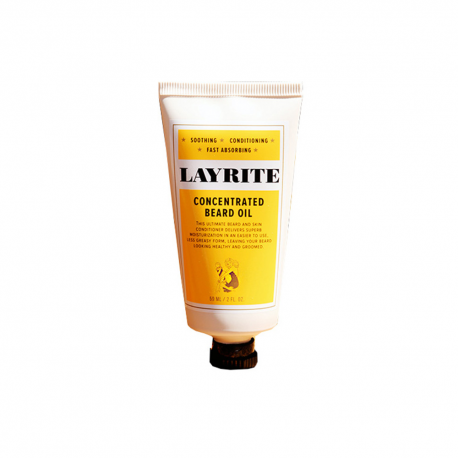 Concentrated Beard Oil (59ml) Layrite