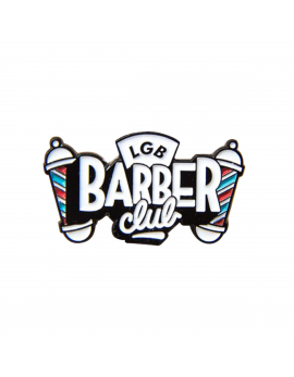 Pin's BARBER CLUB
