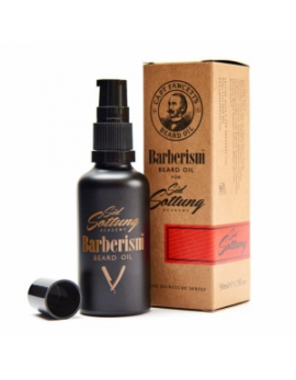 "Huile Barbe ""Barberism"" (10ml) Travel Size Captain Fawcett"