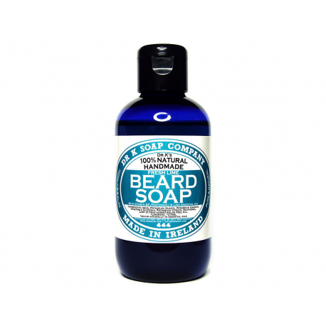 Beard Soap Fresh Lime DR.K