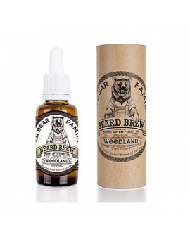 Huile Barbe Woodland (30ml) Mr Bear Family