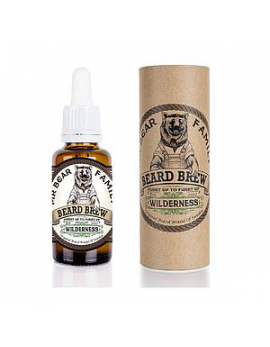 Huile Barbe Wilderness (30ml) Mr Bear Family