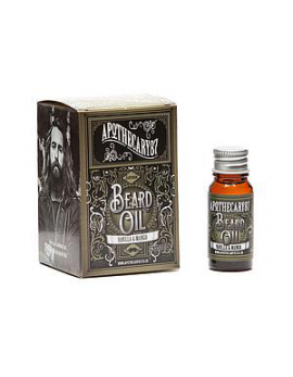APOTHECARY 87 Vanilla and ManGo BEARD OIL 10ML