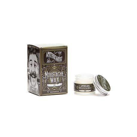 APOTHECARY 87 THE POWERFUL MOUSTACHE WAX 16GR 12PCS