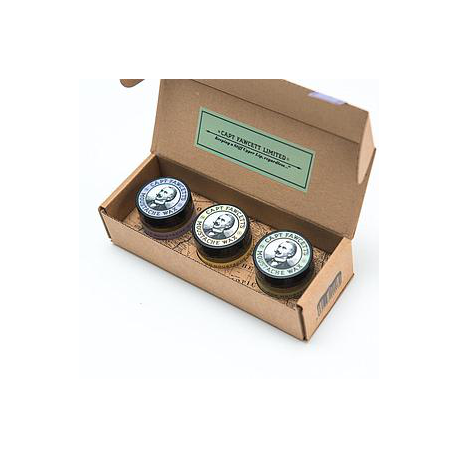CAPTAIN FAWCETT'S MOUSTACHE WAX GIFT SET CORNUCOPIA