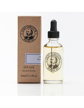 CAPTAIN FAWCETT'S BEARD OIL 50ML 2PCS