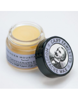 Cire Moustache Lavender (15ml) Captain Fawcett