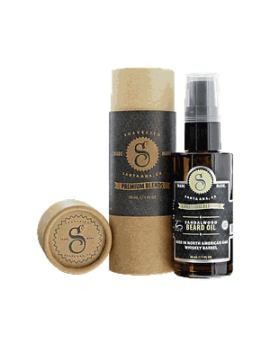 BEARD OIL SANDALWOOD SUAVECITO PREMIUM