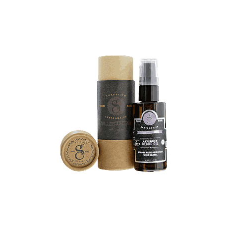 BEARD OIL LAVENDER SUAVECITO PREMIUM (30ml)