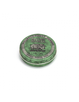 Pomade Cheveux Reuzel Green - Grease Medium Hold - Piglet 35 Gr