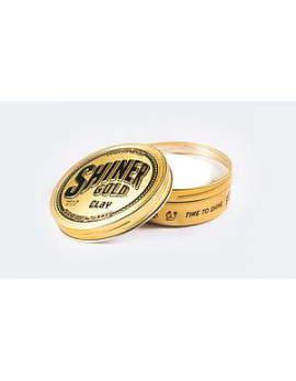 Pomade Maximum Matte Clay (113g) Shiner Gold